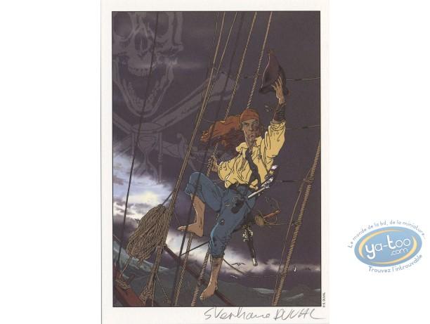 Bookplate Offset, Gitans des Mers : Nadau