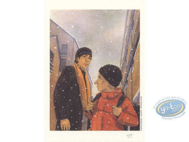 Bookplate Offset, Quelques Jours Ensemble : Quelques Jours Ensemble