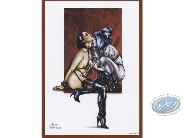 Bookplate Offset, Bad Légion : 2 women