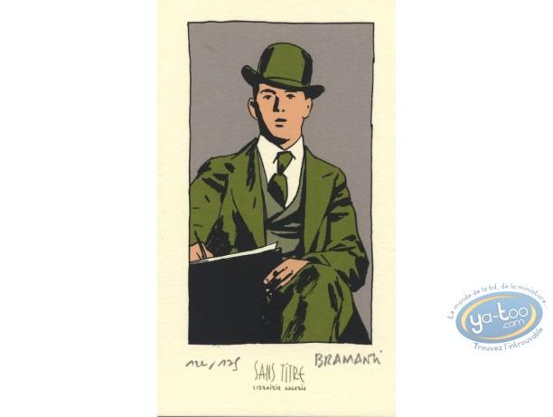 Bookplate Serigraph, Mc Cay : Windsor McCay