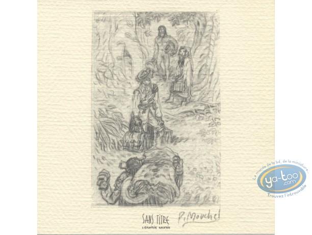Bookplate Offset, Mur de Pan (Le) : Travel