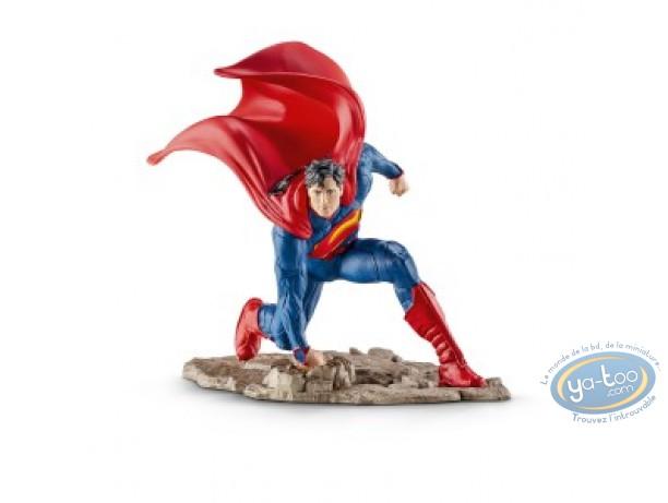 PVC Statuette, Superman : Superman knee on the ground