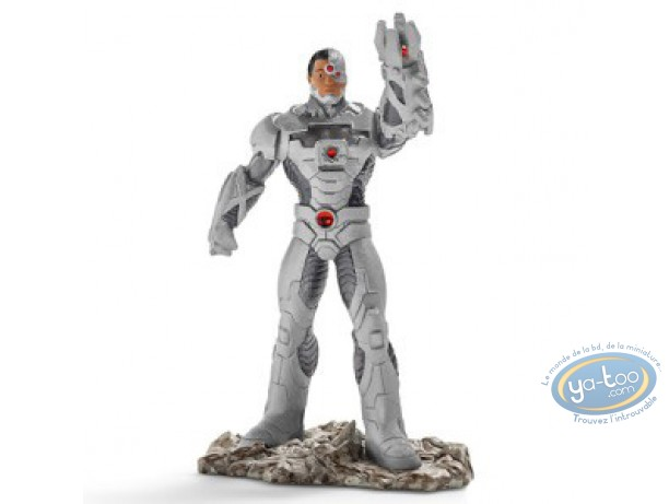 PVC Statuette, Flash : Cyborg
