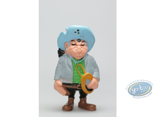Plastic Figurine, Lucky Luke : Hank