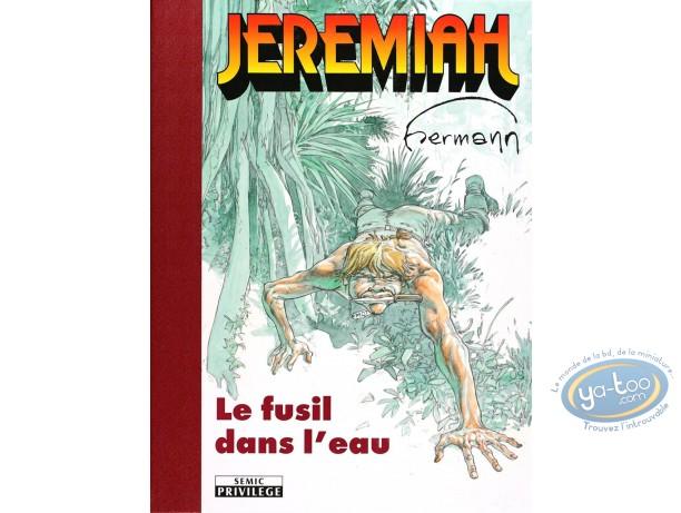 Limited First Edition, Jérémiah : Le fusil dans l'eau