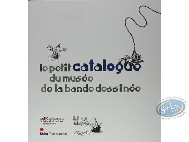 Monography, Le petit catalogue du musée de la bande dessinée