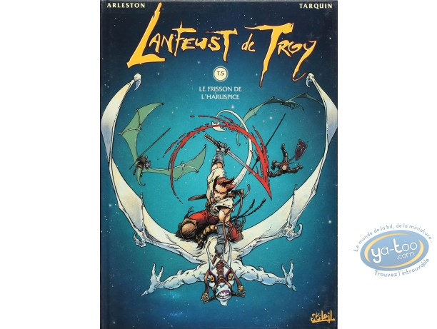 Listed European Comic Books, Lanfeust de Troy : Le Frisson de l'Haruspice