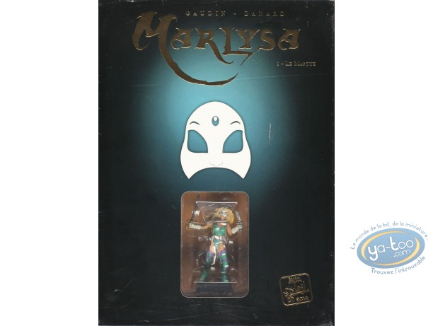 Deluxe Edition, Marlysa : Le masque + figurine