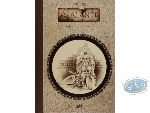 Limited First Edition, Atalante : Le Pacte