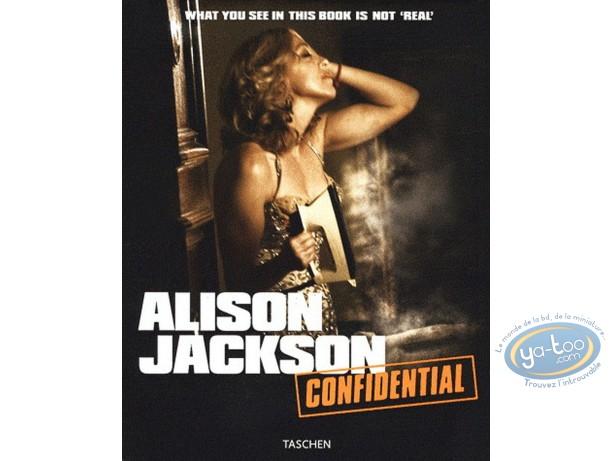 Book, Alison Jackson - Confidential