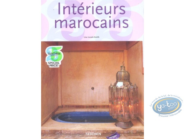 Book, Intérieurs marocains