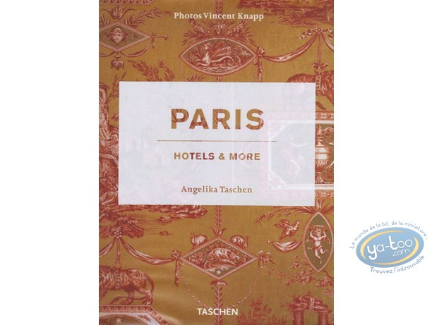 Book, Paris Hotels & More