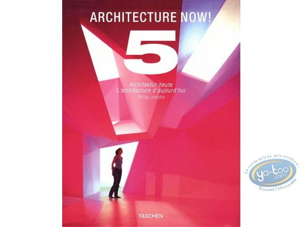 Book, Architecture Now! - Tome 5, L'architecture d'aujourd'hui