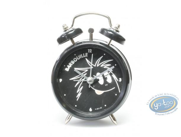 Clocks & Watches, Barbapapa : Alarm clock Barbouille