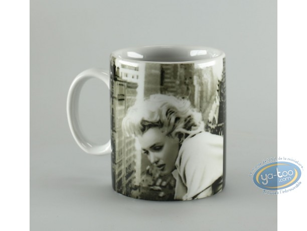 Tableware, Marilyn Monroe : Little cup Marilyn Monroe