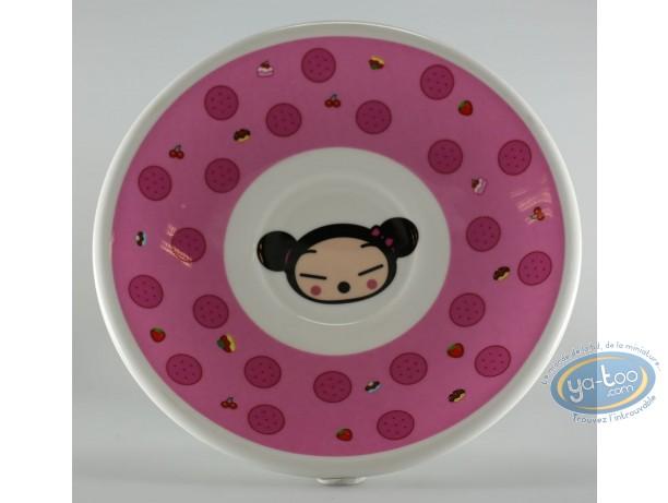Tableware, Pucca : Small ceramic plate, Pucca
