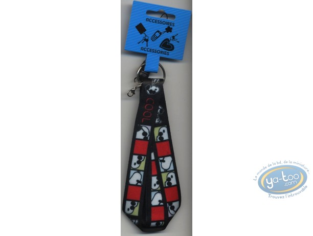 Mobile Accessory, Snoopy : Cellphone strap, Snoopy