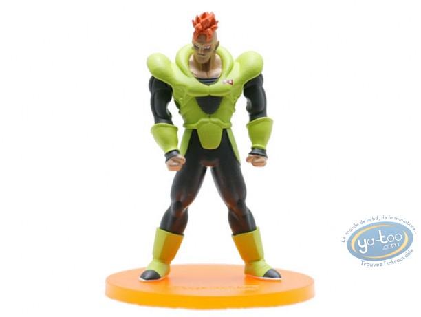 Plastic Figurine, Dragon Ball Z : Cyborg n ° 16