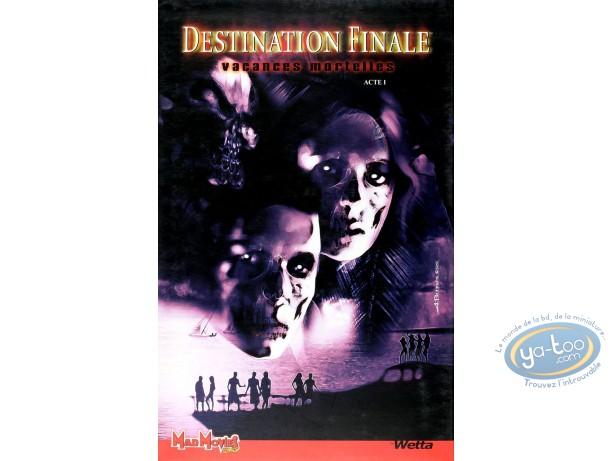 Used European Comic Books, Destination finale : vacances mortelles