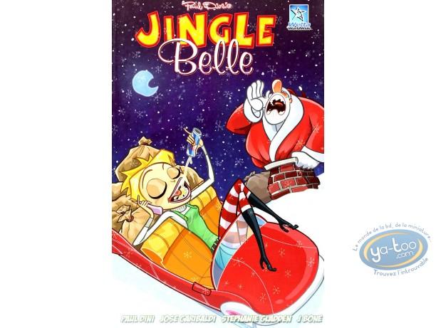 Used European Comic Books, Jingle Belle : Jingle Belle