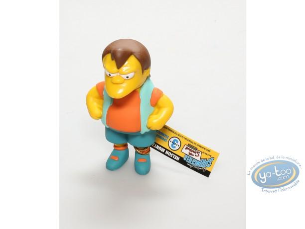 Plastic Figurine, Simpson (Les) : Nelson Muntz