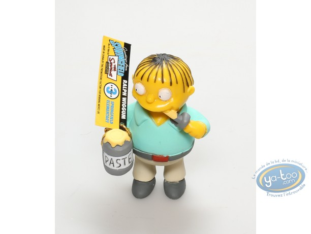 Plastic Figurine, Simpson (Les) : Ralph Wiggum