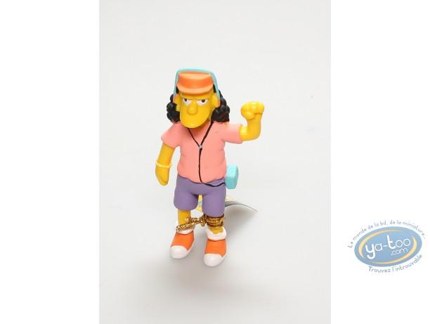 Plastic Figurine, Simpson (Les) : Otto