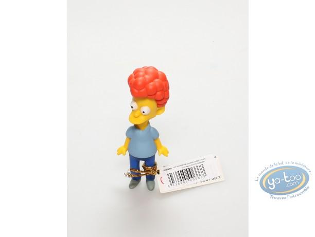 Plastic Figurine, Simpson (Les) : Rod Flanders