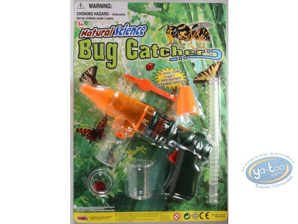 Toy, Natural Science Bug Catcher