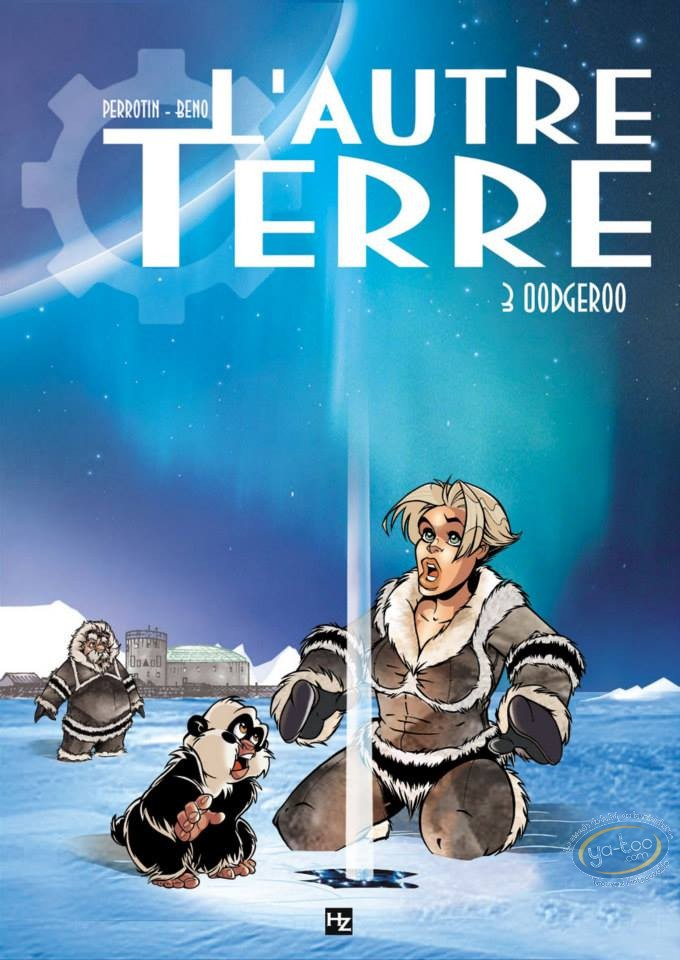 European Comic Books, Autre Terre (L') : V1 - Destination Brésil
