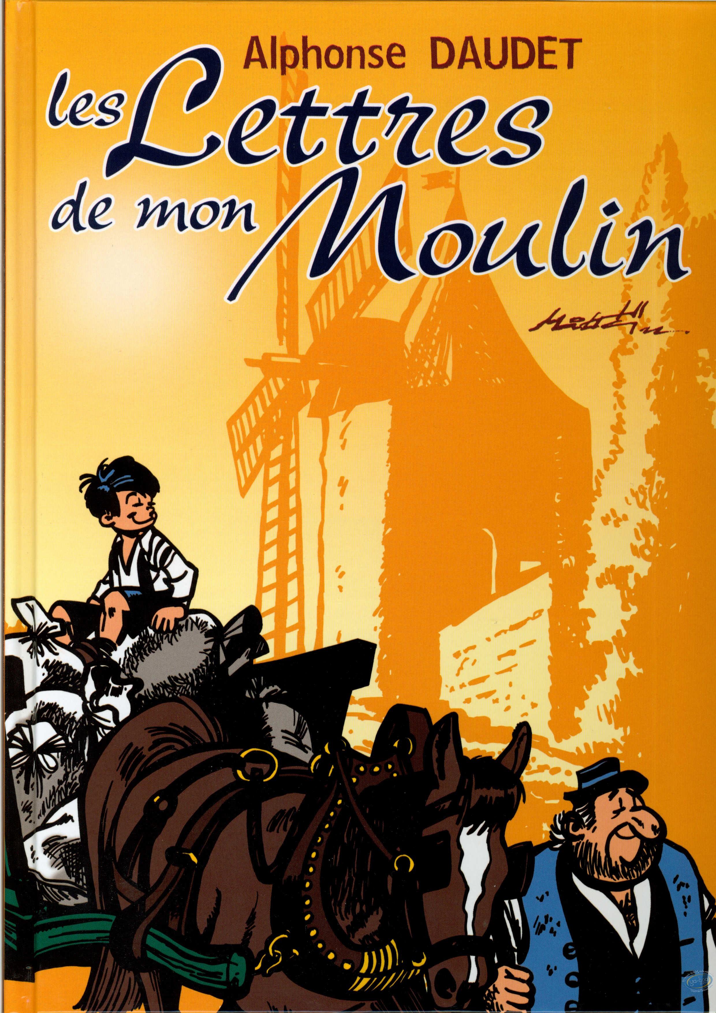 European Comic Books, Lettres de mon Moulin (Les) : Intégrale Les lettres de mon Moulin