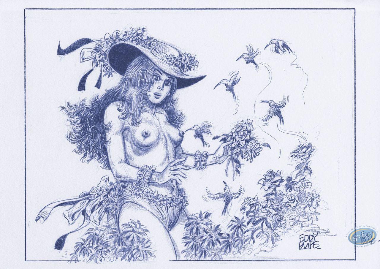 Offset Print, Luc Orient : Laura Flowers