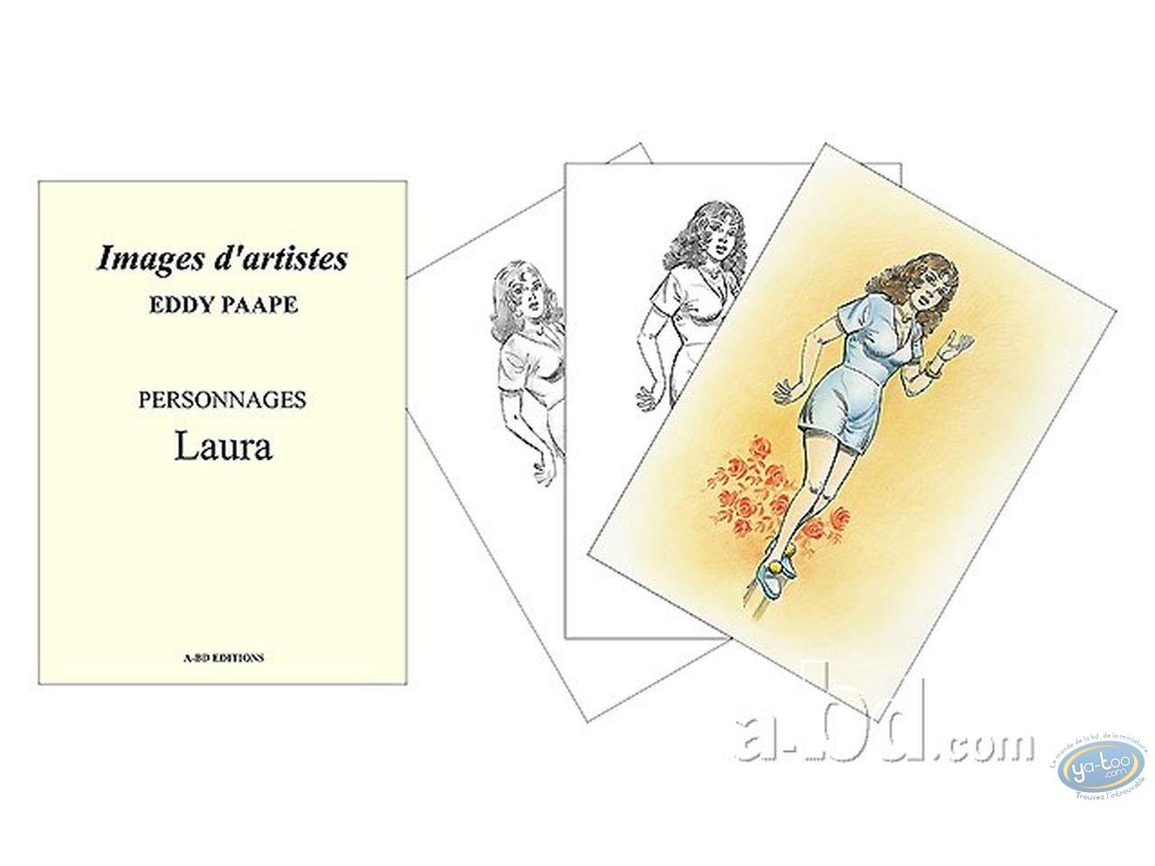 Portfolio, Luc Orient : Laura