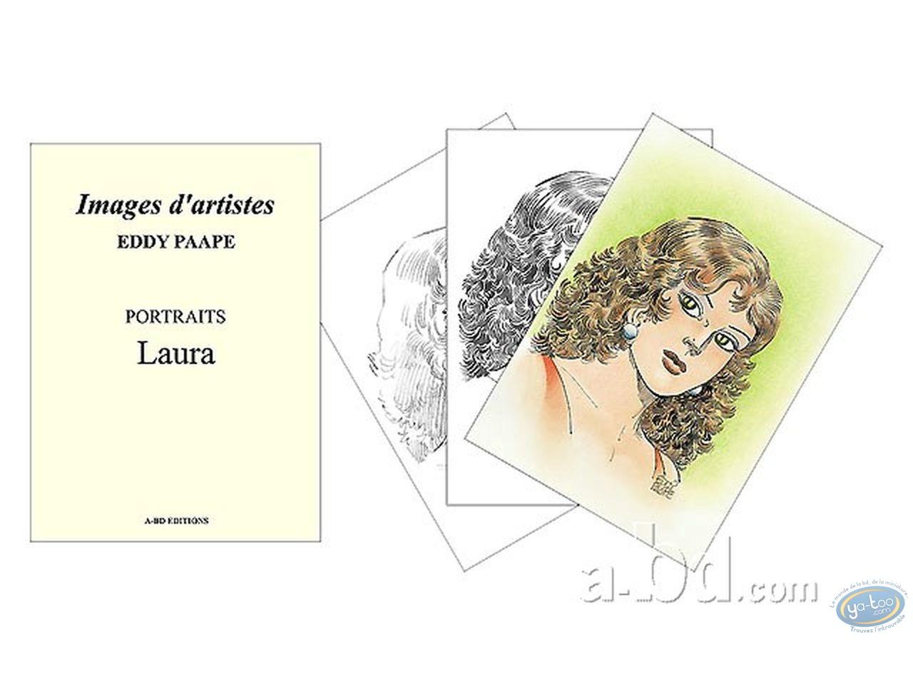 Portfolio, Luc Orient : portrait Laura