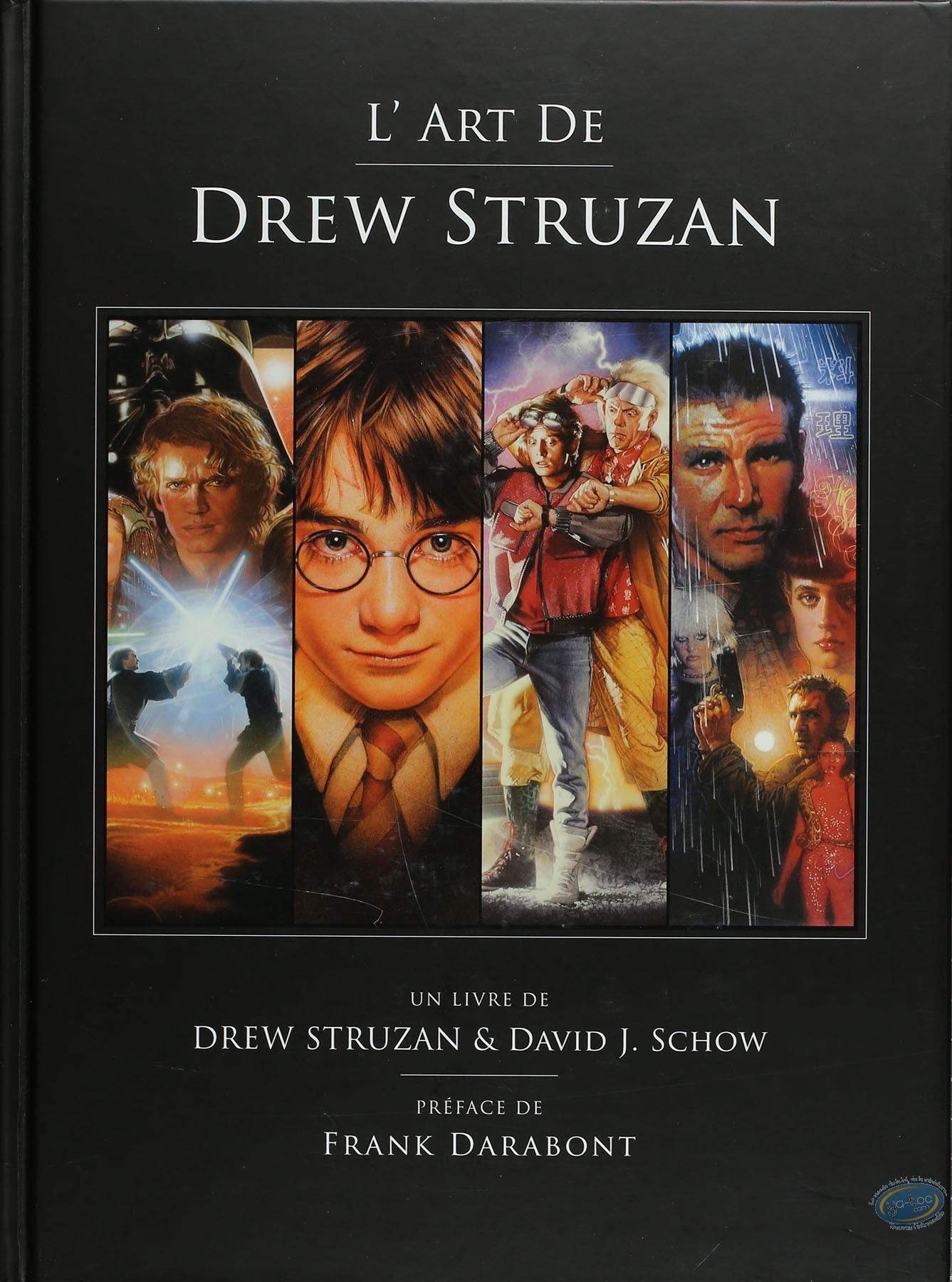 Book, Art de Drew Stuzan (L') : L'art de Drew Struzan