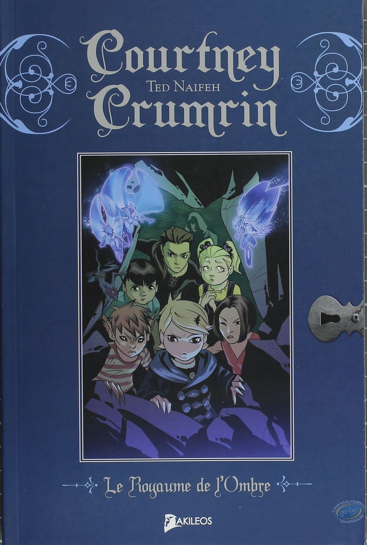 Reduced price European comic books, Courtney Crumrin : Le Royaume de l'Ombre