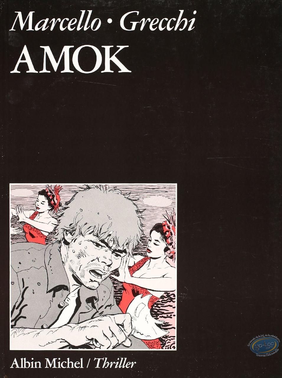 Used European Comic Books, Amok : Amok