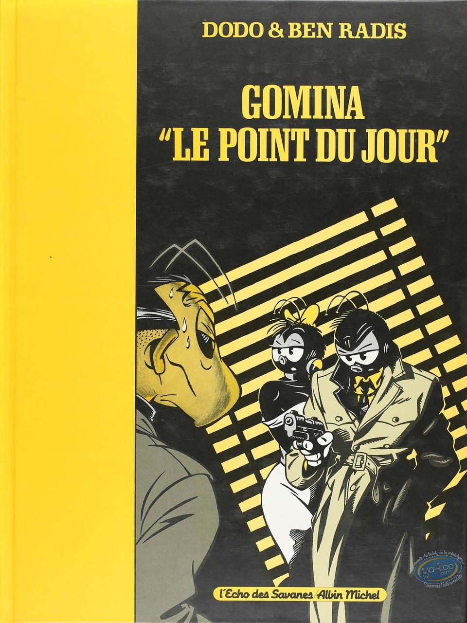 Listed European Comic Books, Gomina : Le Point du Jour