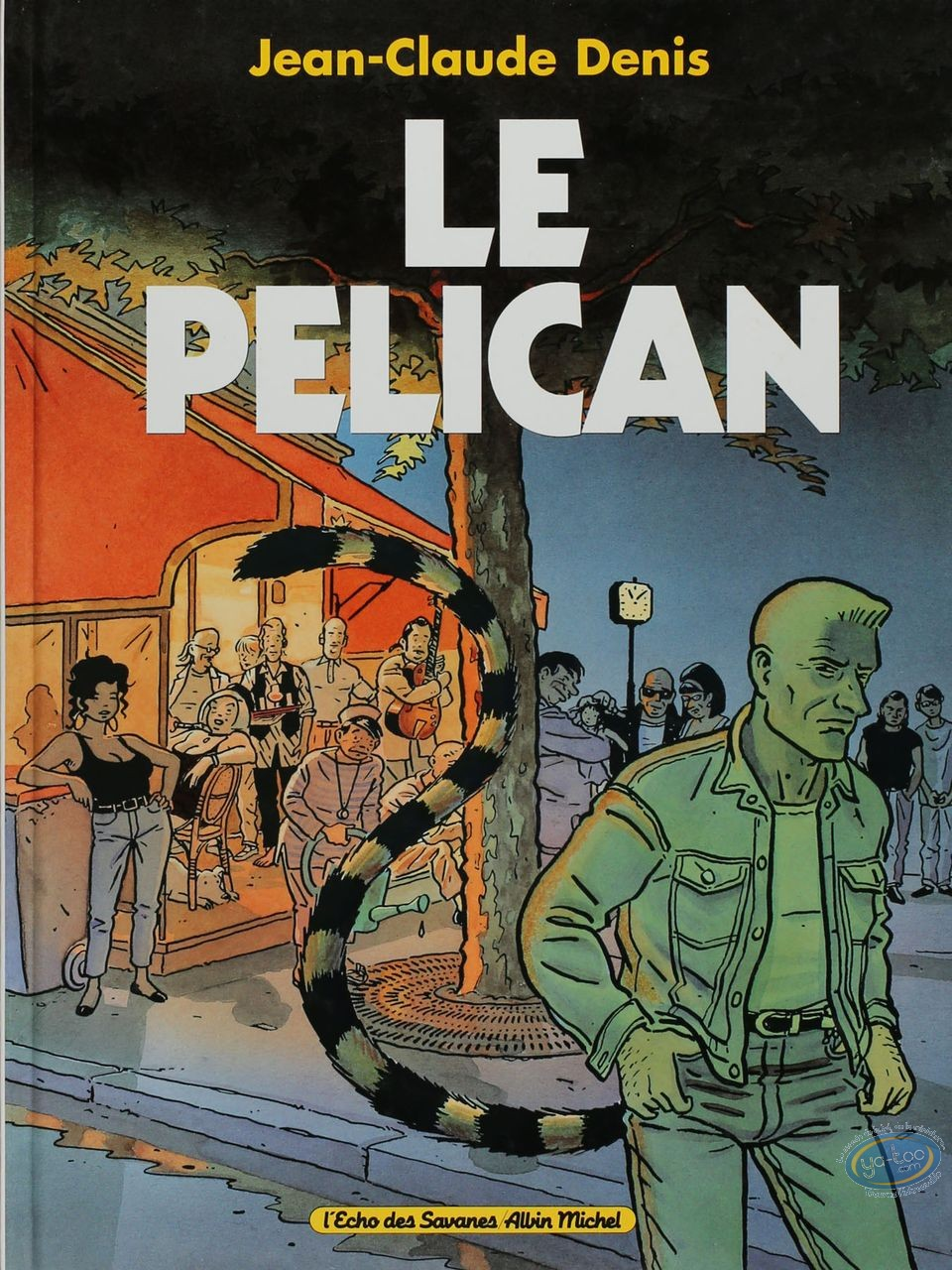 Listed European Comic Books, Pélican (Le) : Le Pelican