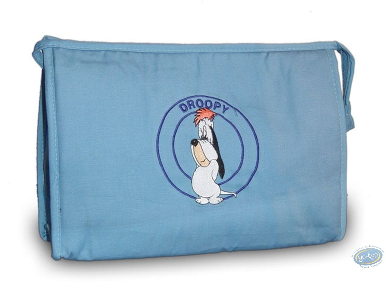 Luggage, Droopy : Toiletry Kit, Tex-Avery: Droopy blue