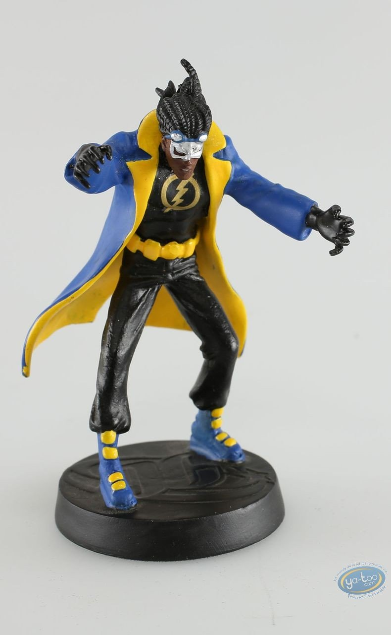 Metal Figurine, Marvel Super Héros :  Static