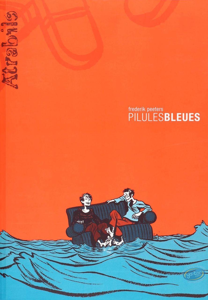 Listed European Comic Books, Pilules bleues : Pilules Bleues