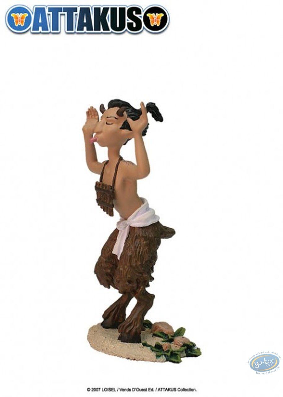 Metal Figurine, Peter Pan : Pan