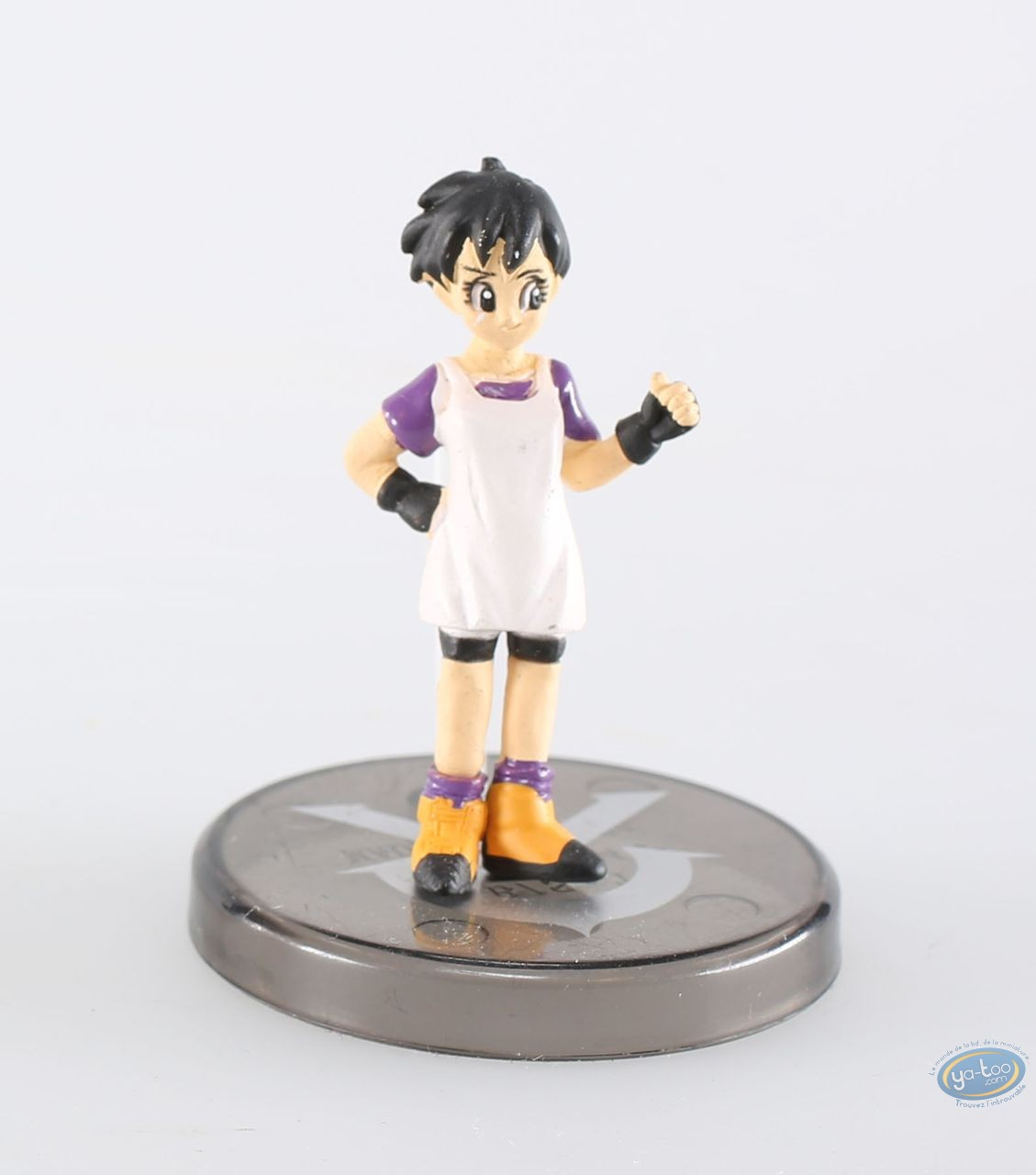 Plastic Figurine, Dragon Ball Z : Videl