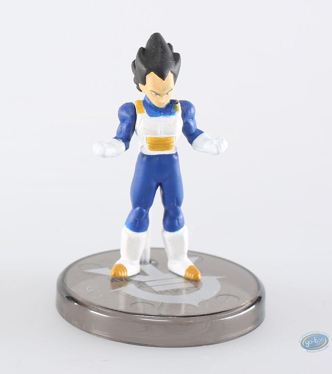 Plastic Figurine, Dragon Ball Z : Vegeta