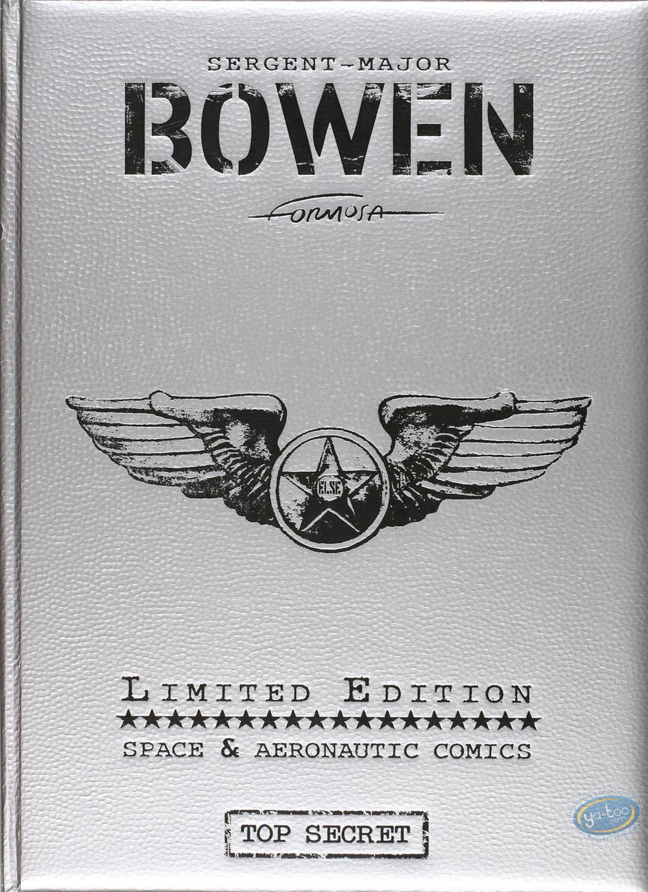 Limited First Edition, Bowen : Formosa, Bowen