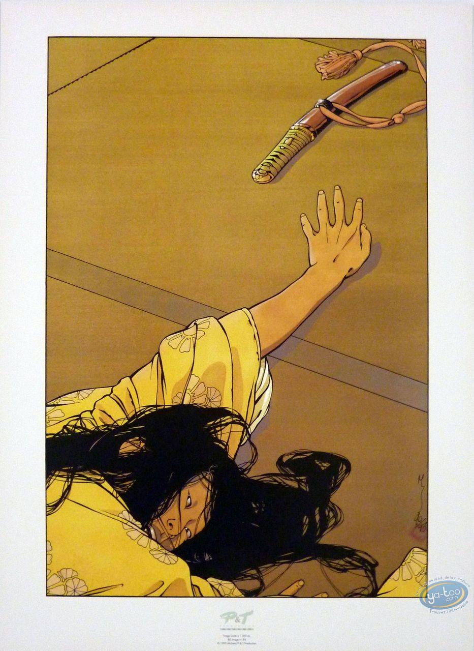 Offset Print, Kogaratsu : The Sabre