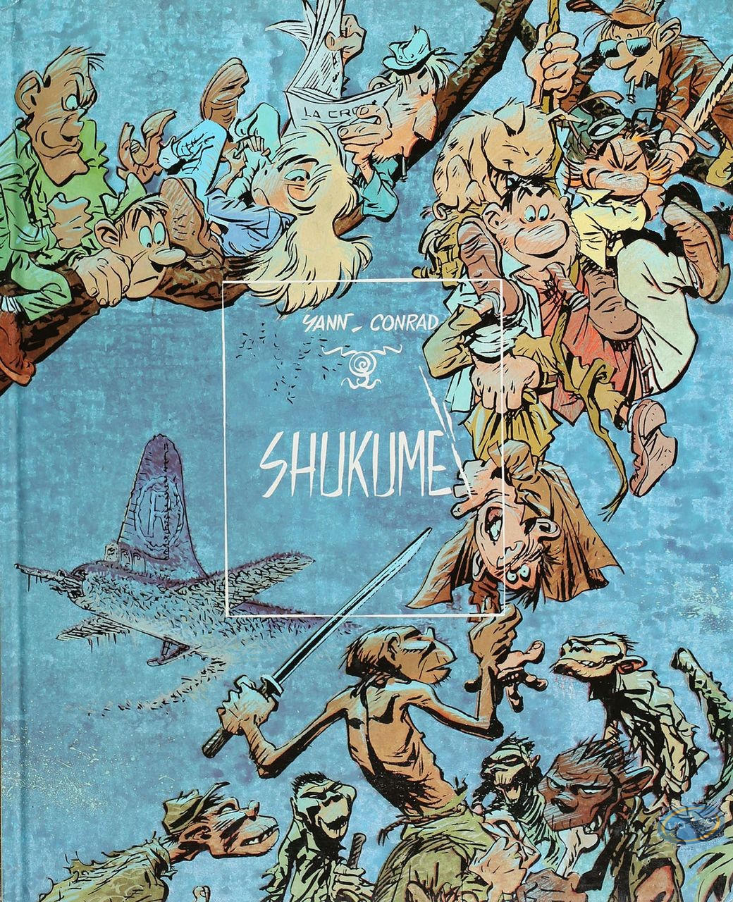 Listed European Comic Books, Innommables (Les) : Shukumei (good condition)