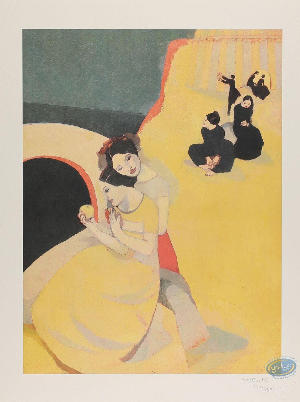 Offset Print, Circus