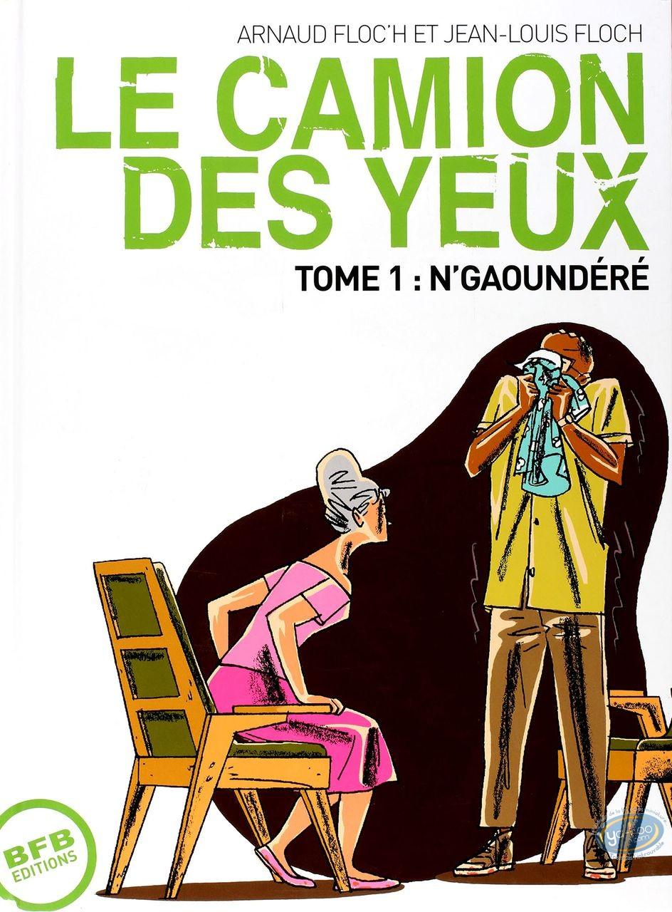 Used European Comic Books, Camion des Yeux (Le) : N'Gaoundéré